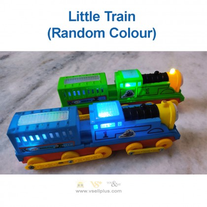 Ready Stock- Children toys Thomas And Friends Flash Electric Train / Classic Train